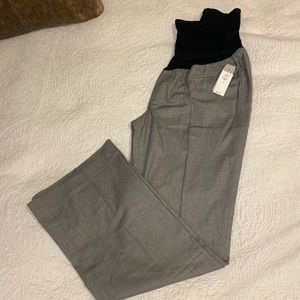 GAP Maternity Modern Boot Cut Work Dress Pants